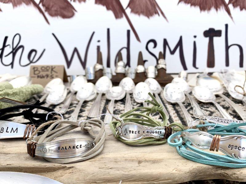 The Wild Smith Studio - Stamped Flatware