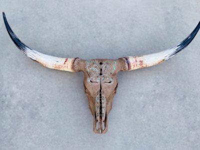 Boho Chic Skulls