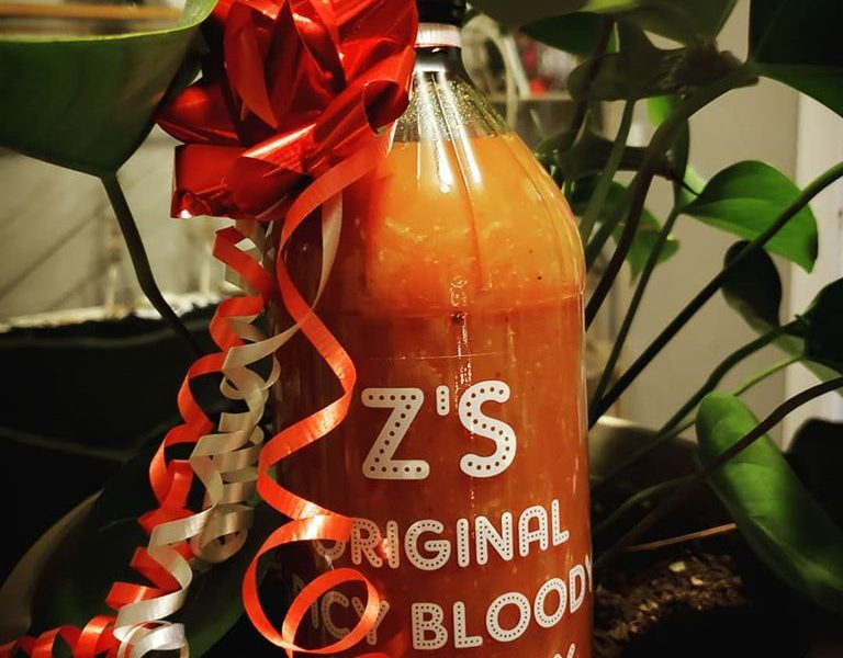 Z's Hot Sauce - Bloody Mary Mix