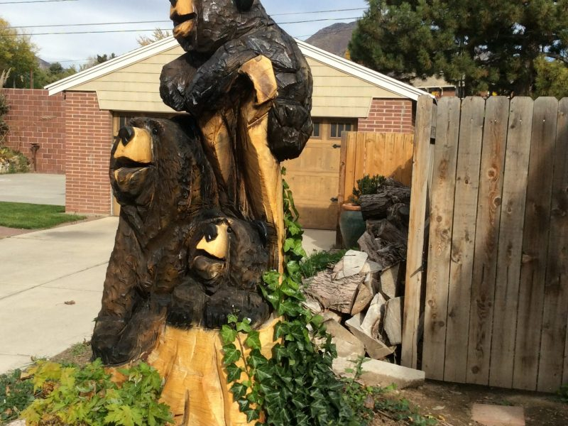 Brent Lowry - Chainsaw Artist