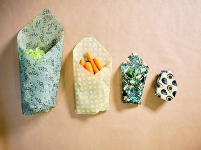 Bramble Market- Reusable Beeswax Food Wraps