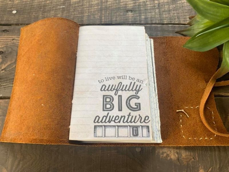 My Leather Legacy Journals and Sketchbooks