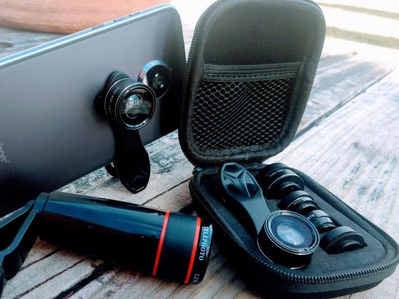 Smartphone Photography Set w/free tripod