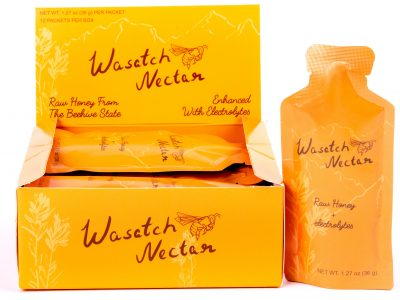 Wasatch Nectar Raw Honey